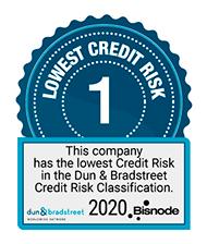 bisnode-dB-alhaisin-riskiluokka-1-logo-2020